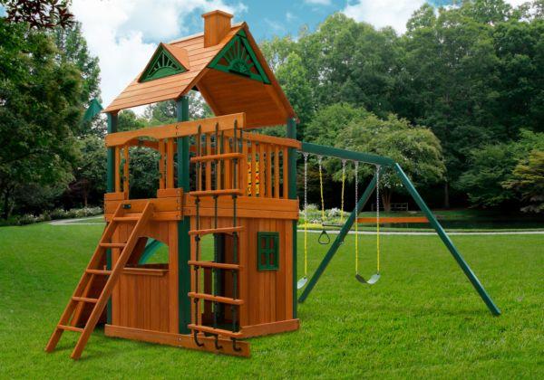 Horizon Clubhouse Swing Set Playnation Orlando