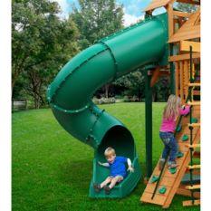 radical-ride-tube-slide-green
