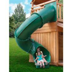 super-tube-slide-green