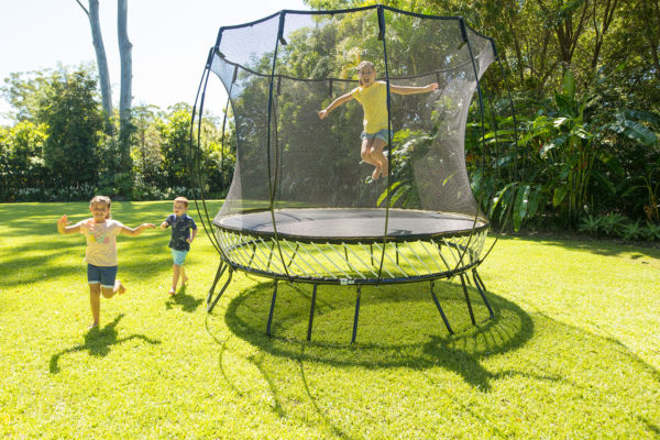Springfree Medium Round Smart Trampoline Playnation Orlando